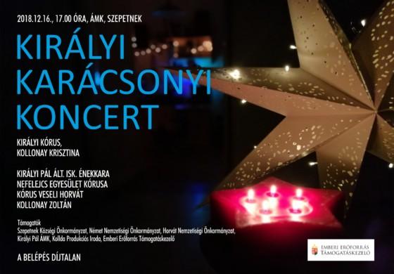 Királyi Karácsonyi Koncert 2018